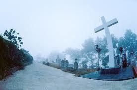 Khúc nghĩa trang buồn- Gởi tình cho Chúa