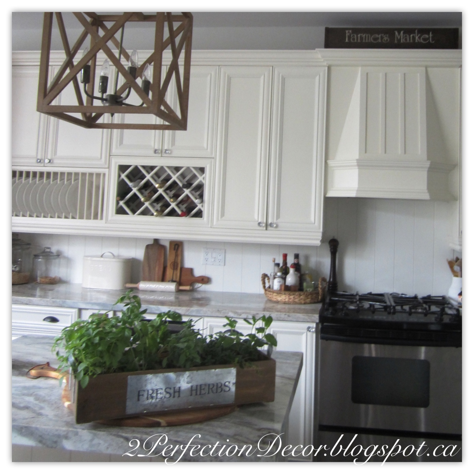 Http 2perfectiondecor Blogspot Ca 2016 06 New Herb Garden For Our Kitchen Html