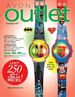 Avon Outlet Campaign 26 & 1 11/27/16 - 12/23/16