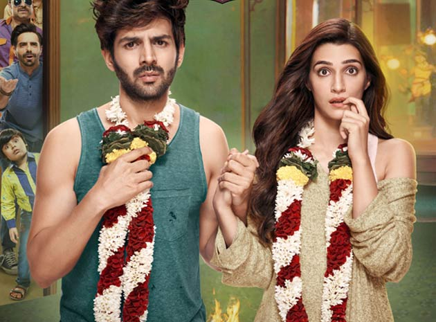 luka-chuppi-kartik-aryan-kriti-sanon-samay-tamrakar-movie-review-in-hindi