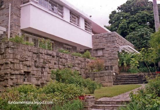 Residencia de estilo Moderno en Venezuela del año 1942