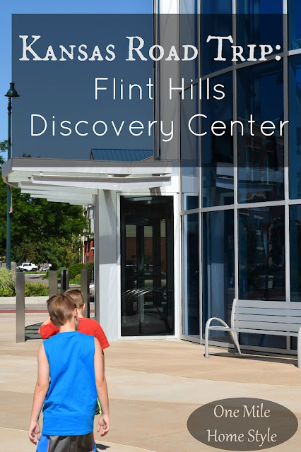 Kansas Road Trip Flint Hills Discovery Center - One Mile Home Style