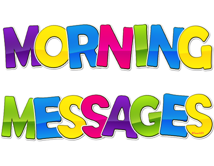 Morning messages teach123 ready to change how you do morning messages looking for some new ideas i have written several posts about my system that is a spiral review of important m4hsunfo