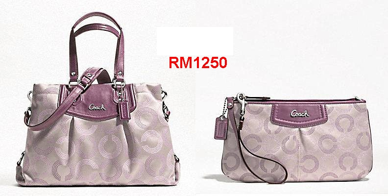Malaysian Online Outlet At Your Fingertips New Coach Handbag From Malaysia Brand Original Direct Usa