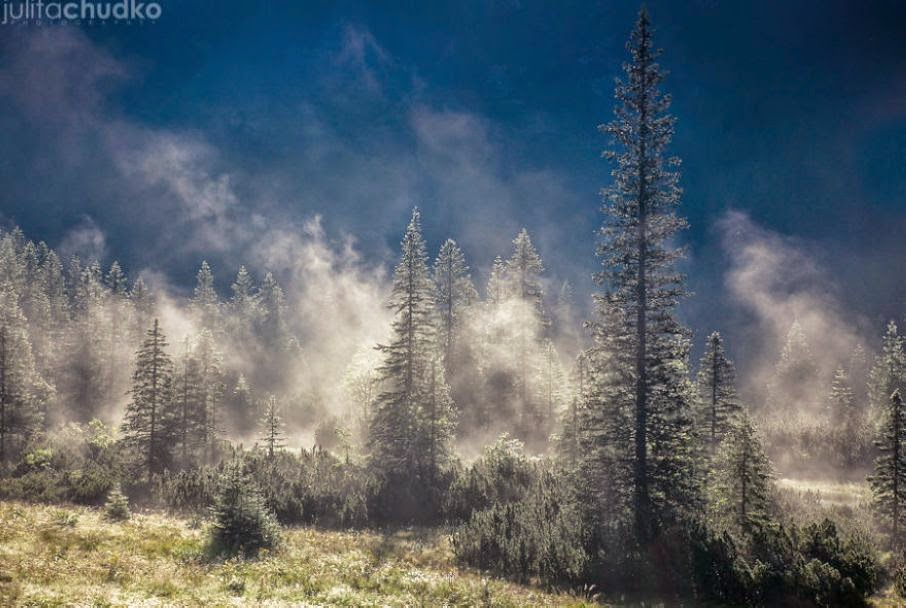 Absolutely Incredible Pictures of Tatra Mountains by Climbing Photographer Julita Chudko