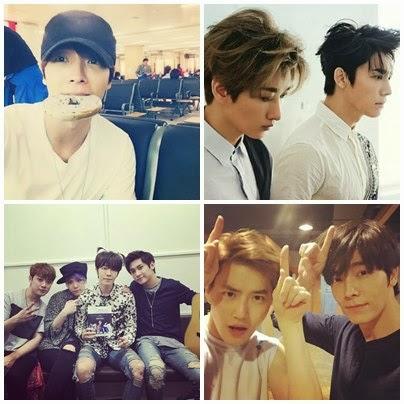 gambar nama akun account instagram donghae suju