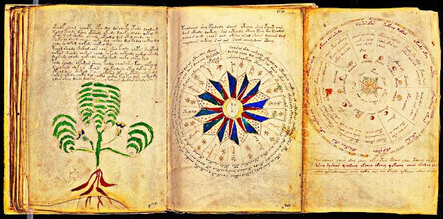 Voynich Manuscript earth code