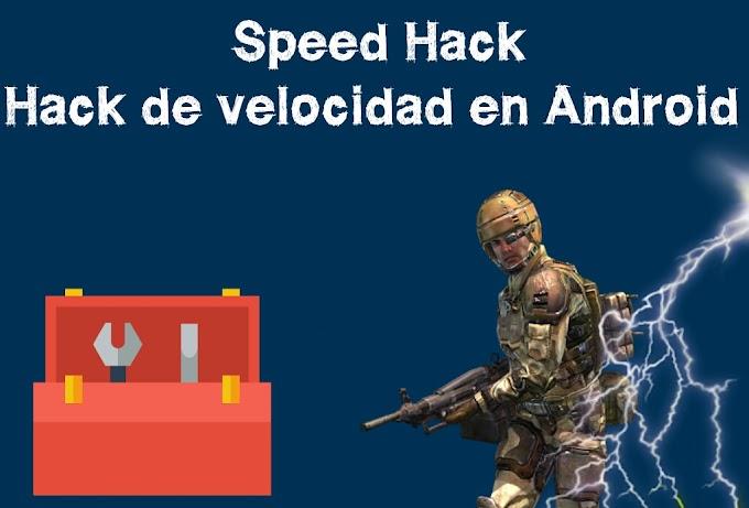 Descargar Speed Hack para Android