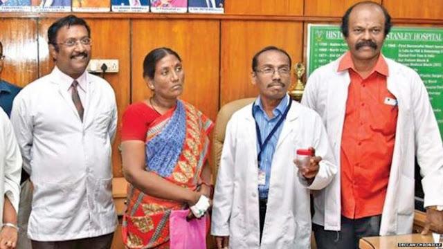 Médicos extirpan una cucaracha VIVA dentro de su cabeza
