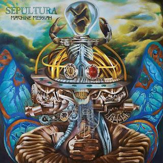 "Sepultura - ""Machine Messiah"""