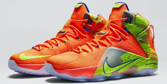 6eeb35a456543b ajordanxi Your  1 Source For Sneaker Release Dates  Nike LeBron 12 ...