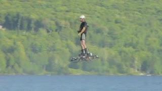 Rekor Dunia, Hoverboard