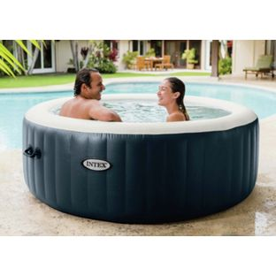 Enjoy now! Intex Pure Spa Plus – 4 Person, HALF PRICE £349.99, only 2 Offer Argos