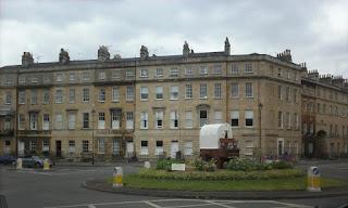 Uma Visita ao Jane Austen Centre!!