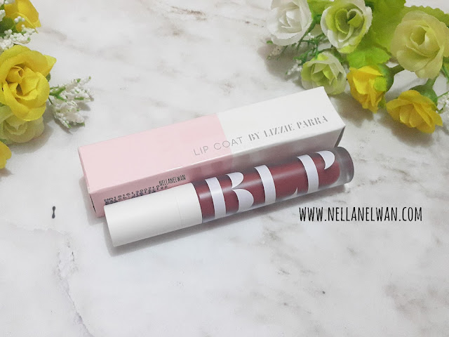 BLP Lip Coat Burnt Cinnamon Review Nellanelwan