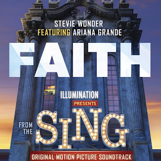 sing soundtracks-stevie wonder-ariana grande-faith