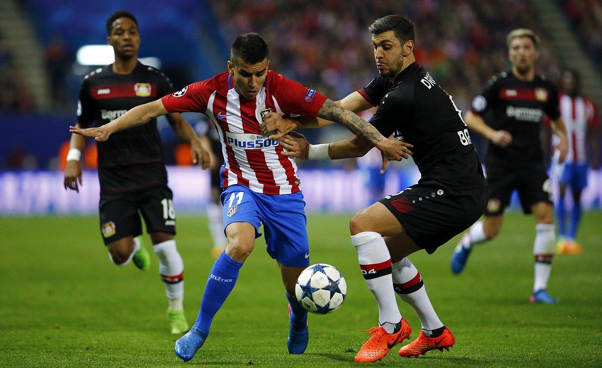 Bayer Leverkusen Vs Atletico Madrid