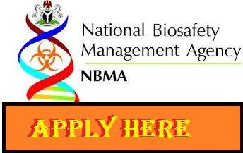 2018/2019 NBMA Recruitment Portal - Application Form (Registration & Login Guide)