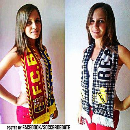 Barcelona girls