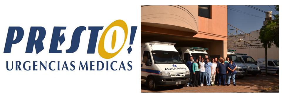 Presto - Centro de Salud Ben Hur