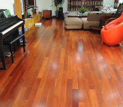 Cách nhận biết sàn gỗ giáng hương chính hãng
