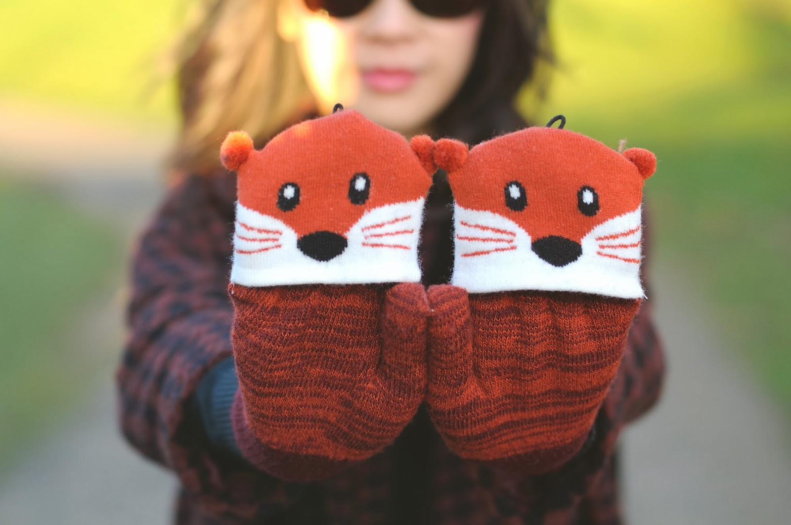 Primark Fox Gloves, primark winter accessories