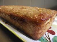 Recettes de cuisine sans gluten, sans caséine, sans sucre du gâteau aux flocons de quinoa et raisins secs