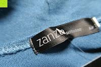 Logo: ZANZEA Damen Langarm Asymmetrisch Stricka Pullover Cardigan Wasserfall Tops