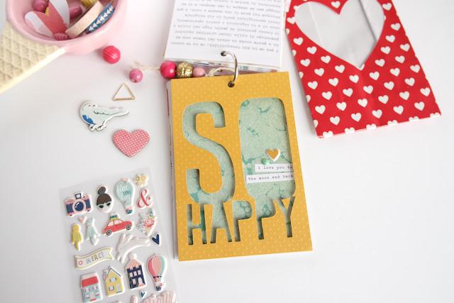 San Valentino 2017 | scrapbooking mini album dettagli8 www.kkushi.com