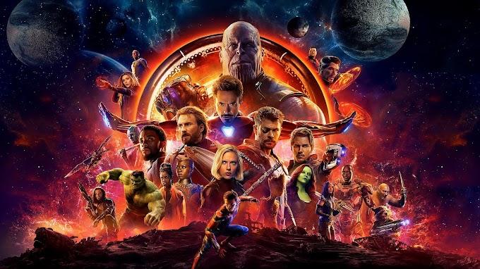 Avengers Guerra Infinita