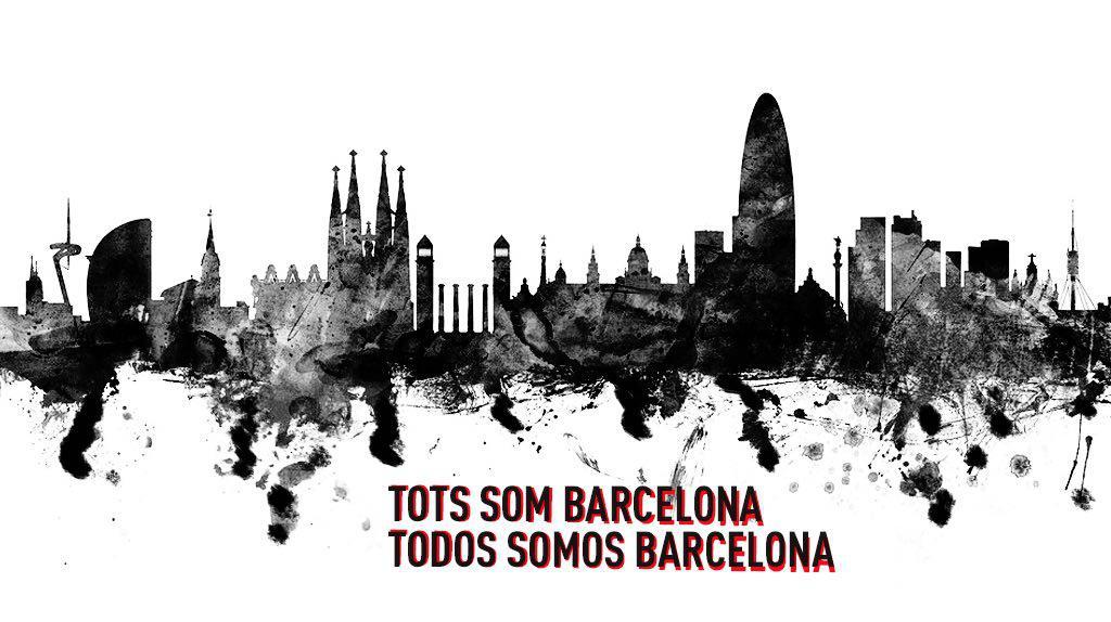 Comunicado Oficial - Atentado Barcelona