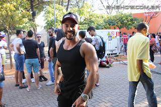IMG 9869 - 13ª Parada do Orgulho LGBT Contagem reuniu milhares de pessoas