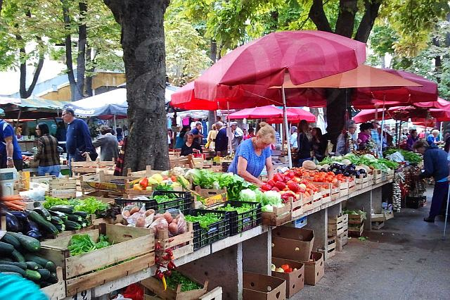 Pula Markt
