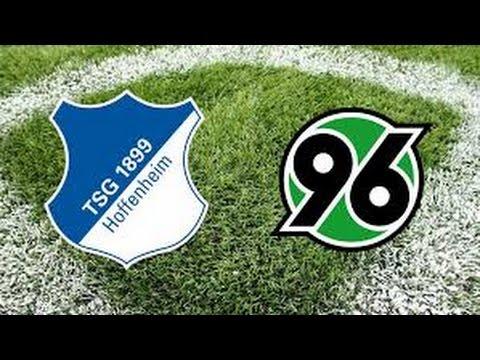 Hoffenheim vs Hannover 96  Highlights