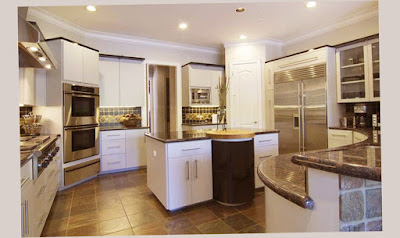 Countertops Gourmet Kitchens Inc Chicago for big Size Room Pic 007