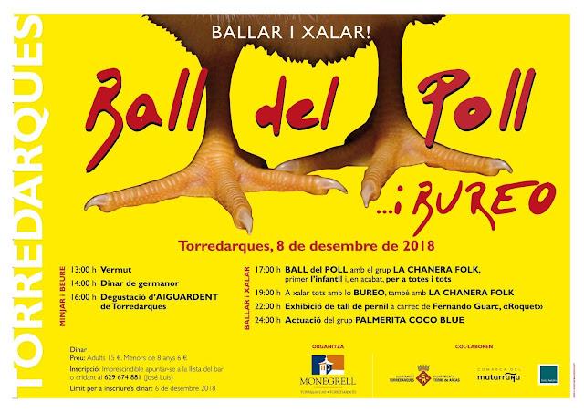 ball del poll, bureo, Carles Terès, Torredarques