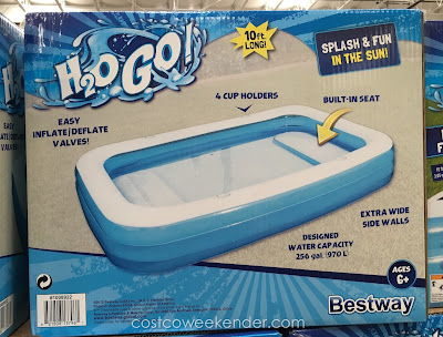 Bestway Family Fun Pool - Enjoy the sun and the water!