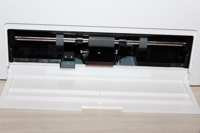 Zoom sur l'imprimante pd-450 de chez kodak