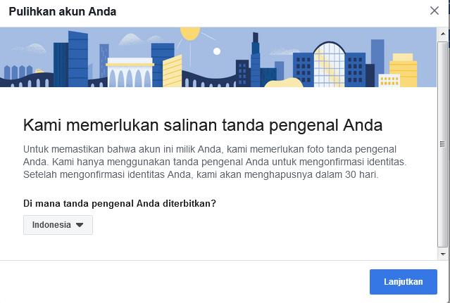 cara mengembalikan akun facebook yang di hack dan email di ganti 2019