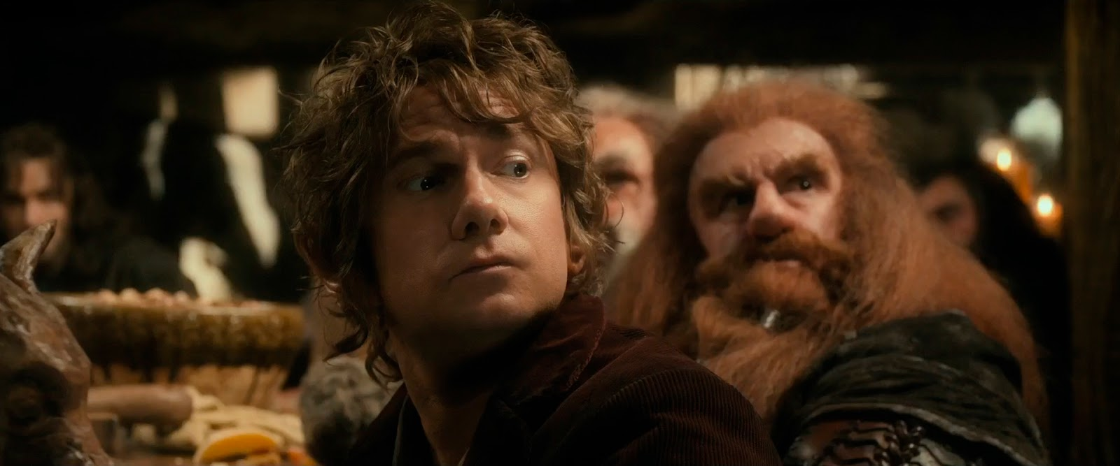 El Hobbit 2: (2013) HD 1080p Latino captura 1