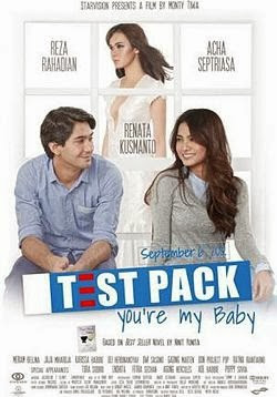 Poster Film Test Pack: You're My Baby