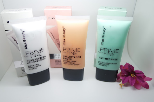 KISS BEAUTY PRIME AND FINE Kiss Beauty PRIMER