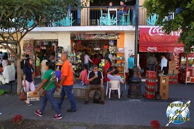 Calle animada de Tequila