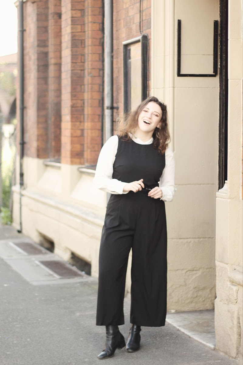 Warehouse culottes jumpsuit | www.itscohen.co.uk