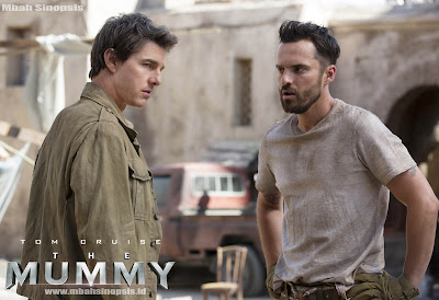 Sinopsis Film The Mummy 2017