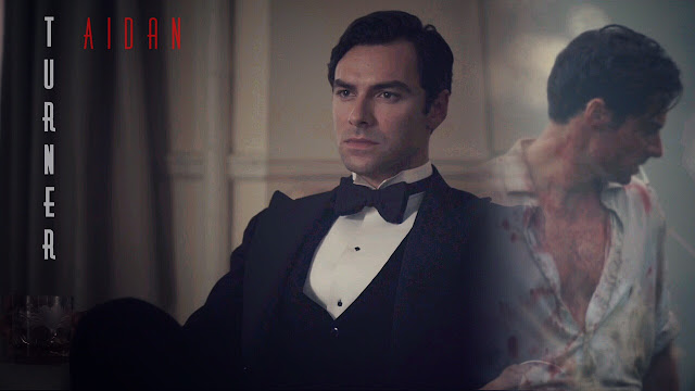 Aidan Turner, ATTWN, And Then There Were None