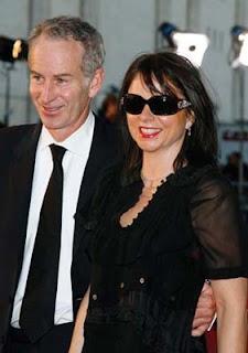 John McEnroe's Wife Patty Smyth