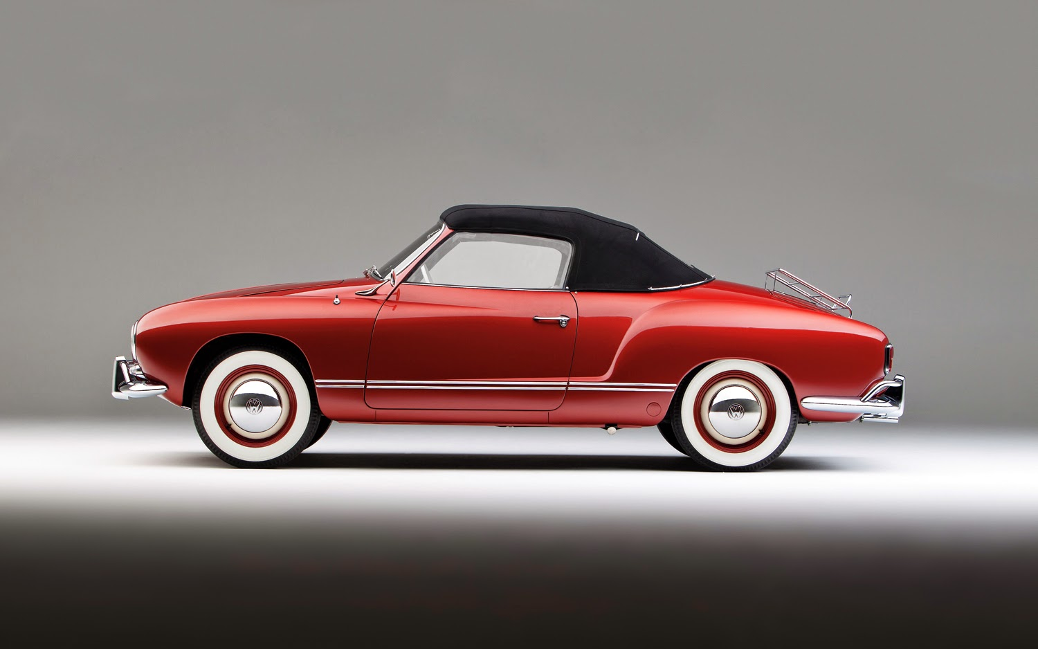 FAB WHEELS DIGEST (F.W.D.): Volkswagen Type 14 Karmann ...