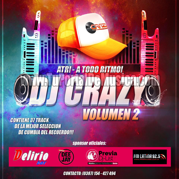 Dj Crazy Volumen 2 (2017)