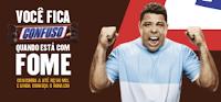 Promoção Ronaldo Confuso Snickers, Twix, M&Ms e Skittles ronaldoconfuso.com.br